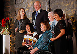 Ottawa, ON – Nov 27 2015 –Canadian Paralympic Hall Of Fame Welcomes Seven Members In Class Of 2015 at the Canadian Paralympic Hall of Fame in Ottawa, Ontario Nov 27, 2015. Photo Andre Forget / Canadian Paralympic Committee