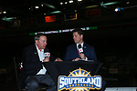 KATY, TX MARCH 9: Southland Conference men's Basketball Game 5 - No. 1 Southeastern Louisiana vs.  Sam Houston at Merrell Center in Katy on March 9, 2018 in Katy, Texas Photo: Rick Yeatts
