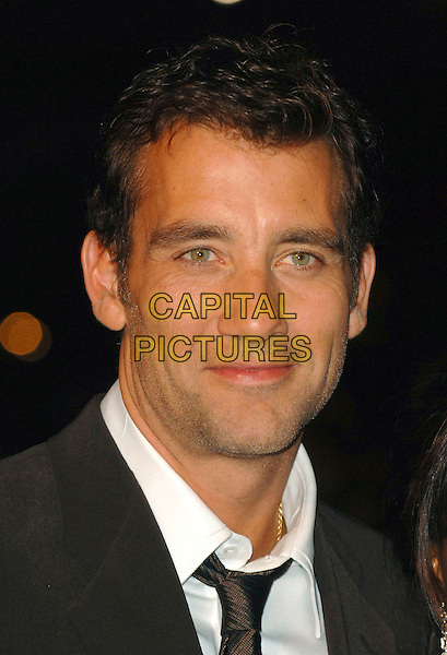 "CLIVE OWEN.attending ""Children Of Men"" UK Premiere, .Odeon Leicester Square, London, England,.19th September 2006.portrait headshot.Ref: BEL.www.capitalpictures.com.sales@capitalpictures.com.©Tom Belcher/Capital Pictures."