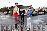 Kerrys Eye reporter Sinead Kelliher on the canvassing trail with Brendan Griffin in Ballyfinnane on Thursday