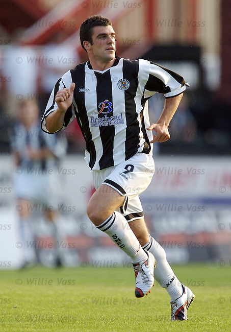 Stewart Kean, St Mirren.stock season 2006-2007.pic willie vass