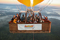 20140731 July 31 Hot Air Balloon Gold Coast