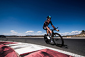 September 5th 2017, Circuito de Navarra, Spain; Cycling, Vuelta a Espana Stage 16, individual time trial; David Lopez