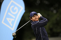 Ryan Gribben (Warrenpoint) during the final of the AIG Barton Shield Ulster Final Golf Club, Belfast, Northern Ireland. 27/08/2017<br /> Picture: Fran Caffrey / Golffile<br /> <br /> All photo usage must carry mandatory copyright credit (&copy; Golffile | Fran Caffrey)