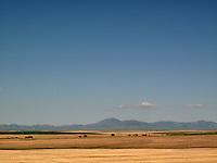 Highwood Mountains, Montana.