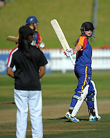 160406 NZ Secondary Schools Regional Girls' Cricket Final - Tawa v Sacred Heart