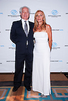 Lee Swanger and Amy Vogel attend The Boys and Girls Club of Miami Wild About Kids 2012 Gala at The Four Seasons, Miami, FL on October 20, 2012