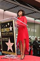 LOS ANGELES - JAN 28:  Taraji P Henson at the Taraji P. Henson Star Ceremony on the Hollywood Walk of Fame on January 28, 2019 in Los Angeles, CA