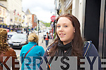 Emma Ginnelly, Galway..The people in Killarney all seem very friendly and there's great craic in the town.