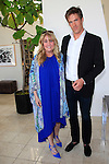 PALM SPRINGS - APR 27: Blair Tindall, Grafton Doyle at a cultivation event for The Actors Fund at a private residence on April 27, 2016 in Palm Springs, California