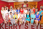 Ballybeggan Golf Society Lady Captain's Prize Dinner at the Meadowlands Hotel on Saturday.