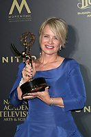 LOS ANGELES - APR 29:  Mary Beth Evans at the 2017 Creative Daytime Emmy Awards at the Pasadena Civic Auditorium on April 29, 2017 in Pasadena, CA