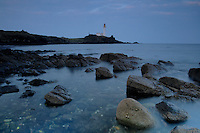 Turnberry Lighthouse and Turnberry Point, Ayrshire<br /> <br /> Copyright www.scottishhorizons.co.uk/Keith Fergus 2011 All Rights Reserved