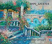 Alfredo, LANDSCAPES, LANDSCHAFTEN, PAISAJES, paintings+++++,BRTOLP14714,#l#, EVERYDAY ,puzzle,puzzles