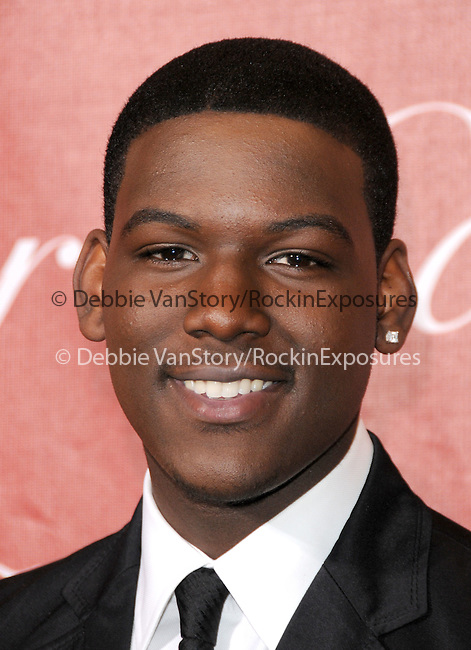 Kofi Siriboe attends the 2011 Palm Springs International Film Festival Awards Gala held at The Palm Springs Convention Center in Palm Springs, California on January 08,2011                                                                               © 2010 Hollywood Press Agency
