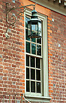 Window and lantern Colonial Williamsburg, Fine Art Photography by Ron Bennett, Fine Art, Fine Art photography, Art Photography, Copyright RonBennettPhotography.com ©