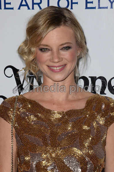 09 January  - Los Angeles, Ca - Amy Smart. Arrivals for The Art of Elysium's Presents Vivienne Westwood & Andreas Kronthaler's 2016 HEAVEN Gala held at 3Labs. Photo Credit: Birdie Thompson/AdMedia