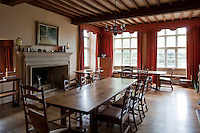 The completion of Rodmarton Manor stretched into the 1920s, and when Ernest Barnsley died in 1925, his brother, also a furniture designer and maker Sidney Barnsley, took over the project