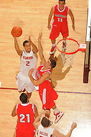 Stanford, CA - DECEMBER 30:  Guard Landry Fields #2 of the Stanford Cardinal during Stanford's 69-55 win against the Hartford Hawks on December 30, 2008 at Maples Pavilion in Stanford, California.
