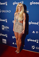 BEVERLY HILLS, CA - APRIL 12: Singer/songwriter Britney Spears attends the 29th Annual GLAAD Media Awards at The Beverly Hilton Hotel on April 12, 2018 in Beverly Hills, California.<br /> CAP/ROT/TM<br /> &copy;TM/ROT/Capital Pictures