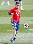 Spain's Ander Herrera during training session. March 21,2017.(ALTERPHOTOS/Acero)
