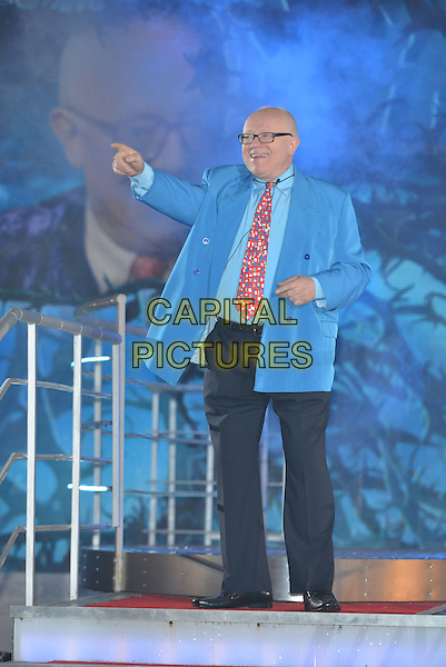 Ken Morley<br /> Celebrity Big Brother launch night on Wednesday, 7th January 2015, Borehamwood, Hertfordshire.<br /> CAP/PL<br /> &copy;Phil Loftus/Capital Pictures