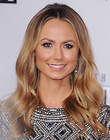 LOS ANGELES, CA - NOVEMBER 18: Stacy Keibler at The 40th Annual American Music Awards at The Nokia Theater LA Live, in Los Angeles, California. November 18, 2012. Photo by: mpi99/MediaPunch Inc. NortePhoto