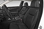 Front seat view of 2017 Chrysler 300 Limited 4 Door Sedan Front Seat  car photos