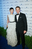 WASHINGTON, DC - APRIL 28:  Ginnifer Goodwin and Josh Dallas  attends Capital File magazine's WHCAD After - Party hosted by Claire Danes at The Newseum in Washington, D.C  on April 28th, 2012  ( Photo by Chaz Niell/Media Punch Inc.)