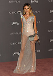 Erica Pelosini attending the LACMA ART and FLIM Gala 2017 honoring Mark Bradford and George Lucas. held at the LACMA in Los Angeles, CA. on November 4, 2017