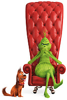 Promotional Art<br /> The Grinch (2018) <br /> *Filmstill - Editorial Use Only*<br /> CAP/RFS<br /> Image supplied by Capital Pictures