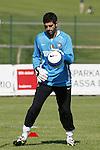 Inter Milan's Paolo Orlandoni