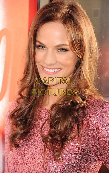 Kelley Overton.'True Blood' Season 5 Los Angeles Premiere at ArcLight Cinemas Cinerama Dome, Hollywood, California, USA..May 30th, 2012.headshot portrait pink  sparkly .CAP/ROT/TM.© TM/Roth/Capital Pictures
