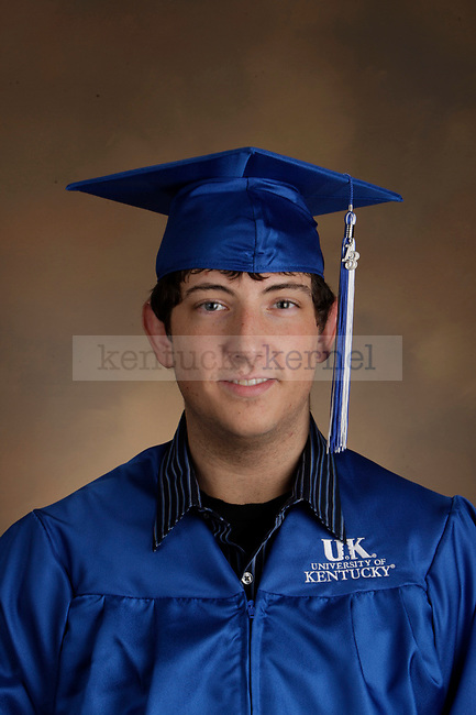 Ash, Justin photographed during the Feb/Mar, 2013, Grad Salute in Lexington, Ky.