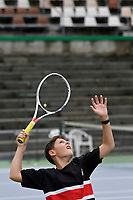 Tennis &ndash; CSW Open Individual Champs at Renouf Tennis Centre, Wellington, New Zealand on Wednesday 28 February 2018.<br /> Photo by Masanori Udagawa. <br /> www.photowellington.photoshelter.com
