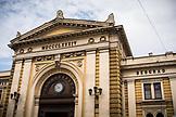 SERBIA, Belgrade, Belgrade main train station, Eastern Europe