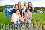 Ballyspillane residents Natasha O'Donoghue, Sheila McCarthy, Connie O'Leary, Norna Costello, Siobhan Clancy, Veronica Murphy, Mossie Kelliher and Sarah Lyne putting the finishing touches to the Estate ahead of their Pride of Place inspection on Wednesday. ....................Christy O'Mahony, captain Beaufort Golf club and Irene McCarthy, Lady Captain Beaufort Golf Club pictured with James Lucey and Sheila McCarthy, who were the winners in their Captain Prize Competition at the course on Sunday. Also pictured are Frank Coffey, President, Sean Coffey, vice captain, Teresa Clifford, Margaret Guerin, Josephine O'Shea, Gretta Hurley, Renee Clifford, Peggy O'Riordan, Maureen Rooney, Mary Barrett, Robin Suter, Gearoid Keating, Jim Hurley, Gabhan O'Loughlin, Rory Browne, Mike Quirke, Matt Templeman and Simon Rainsford...Picture: Ger Cronin LMPA (087) 0522010....PR SHOT..NO REPRODUCTION FEE.............................................................................................................................................................................................................................................