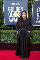 Ava DuVernay attends the 75th Annual Golden Globes Awards at the Beverly Hilton in Beverly Hills, CA on Sunday, January 7, 2018.<br /> *Editorial Use Only*<br /> CAP/PLF/HFPA<br /> &copy;HFPA/PLF/Capital Pictures