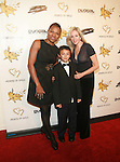 """Hearts of Gold Founder  Deborah Koenigsberger, Guest and Dee Dee Ricks Attend Hearts of Gold's 15th Annual Fall Fundraising Gala """"Arabian Nights!"""" Held at the Metropolitan Pavilion, NY 11/3/11"""
