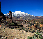 Mount Teide, Parque nacional Cañadas,Tenerife,Canary Islands,Spain