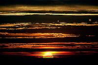 Sunset, 1987.   &amp;#xA;<br />