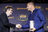 IMSA Continental Tire SportsCar Challenge<br /> Series Awards Banquet<br /> Road Atlanta, Braselton GA<br /> Friday 6 October 2017<br /> VP Award, James Clay<br /> World Copyright: Michael L. Levitt<br /> LAT Images