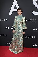 """LOS ANGELES - SEP 18:  Ruth Negga at the """"Ad Astra"""" LA Premiere at the Arclight Hollywood on September 18, 2019 in Los Angeles, CA"""