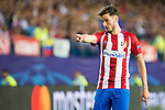 Atletico de Madrid's player Saúl Ñígez during match of UEFA Champions League at Vicente Calderon Stadium in Madrid. September 28, Spain. 2016. (ALTERPHOTOS/BorjaB.Hojas)