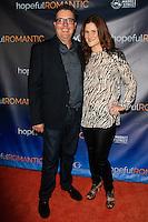 LOS ANGELES - NOV 9: Chris Ekstein, Stacy Ekstein at the special screening of Matt Zarley's 'hopefulROMANTIC' at the American Film Institute on November 9, 2014 in Los Angeles, California