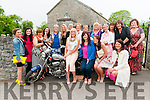 Pre Wedding Dinner : Siobhan O'Dowd, Ballyduff and her family & friends pictured prior to her pre wedding dinner at Prim's Restaurant, Kilflynn and afterwards party at Herbert's Bar, Kilflynn.