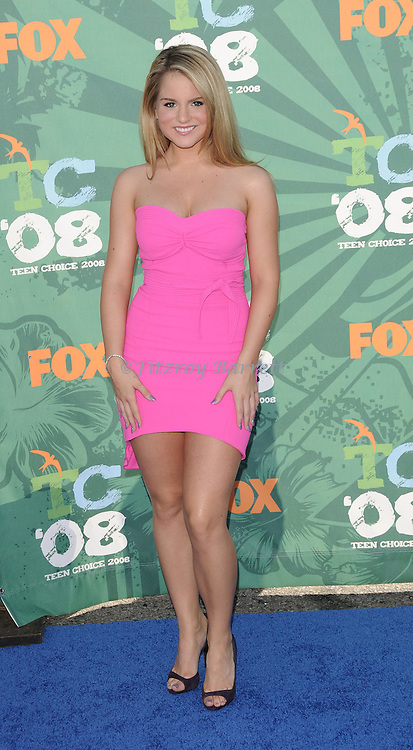 Jojo at the Teen Choice Awards 2008 arrivals at the Gibson amphitheatre at Universal City Walk, Ca. August 3, 2008. Fitzroy Barrett