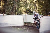 Men U23 World Champion Eli Iserbyt (BEL) chasing<br /> <br /> UEC CYCLO-CROSS EUROPEAN CHAMPIONSHIPS 2018<br /> 's-Hertogenbosch – The Netherlands<br /> Men U23 Race