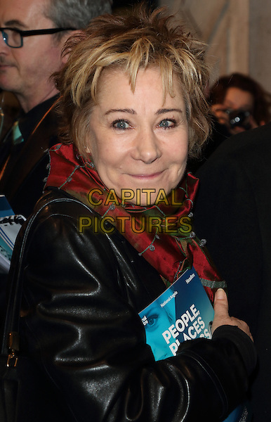 LONDON, ENGLAND -  Zoe Wanamaker at 'People, Places and Things' - VIP opening night at Wyndhams Theatre, London on March 23rd 2016<br /> CAP/ROS<br /> &copy;Steve Ross/Capital Pictures
