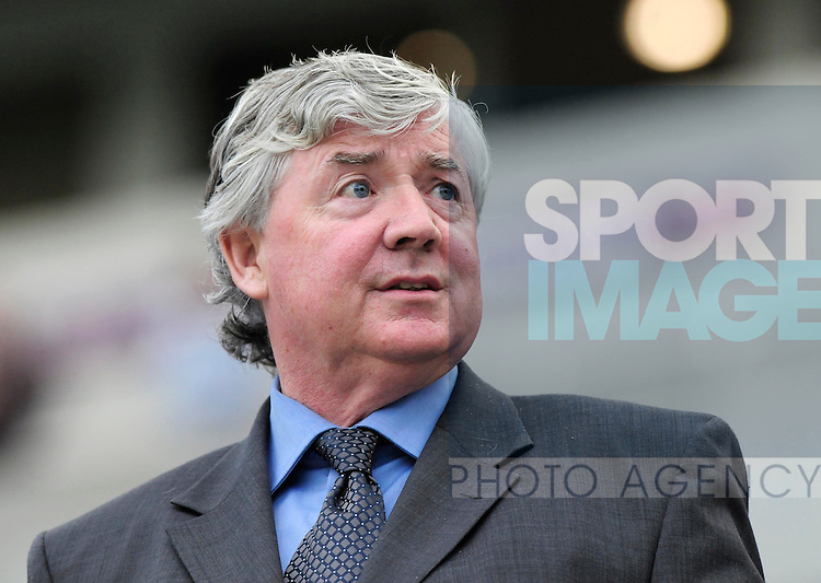 Newcastle's new interim manager Joe Kinnear.